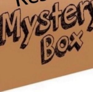 Mystery Box, only $40